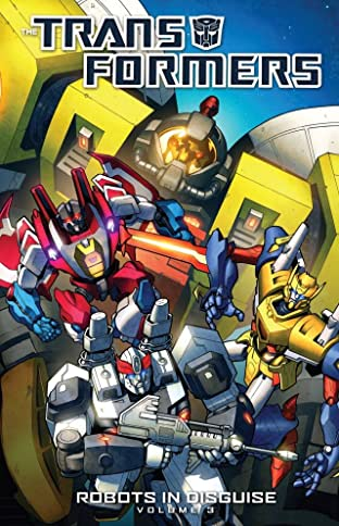 Transformers: Robots In Disguise (2011-2016) Tome 3