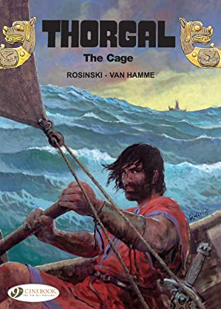Thorgal Vol. 15: The Cage