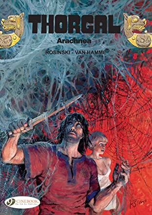 Thorgal Vol. 16: Arachnea