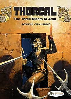 Thorgal Vol. 2: The Three Elders of Aran