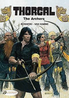 Thorgal Vol. 4: The Archers