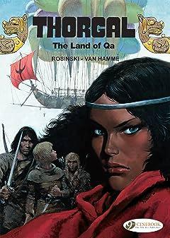 Thorgal Vol. 5: The Land of Qa