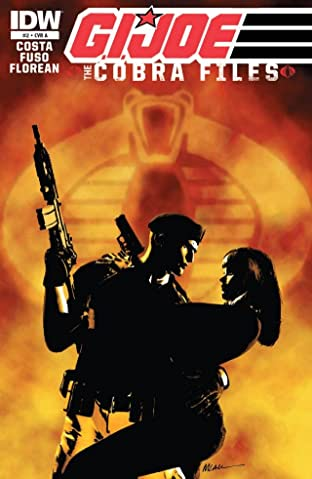 G.I. Joe: The Cobra Files #2