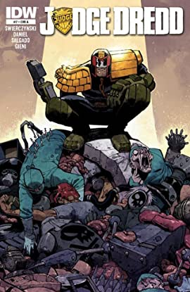 Judge Dredd No.7