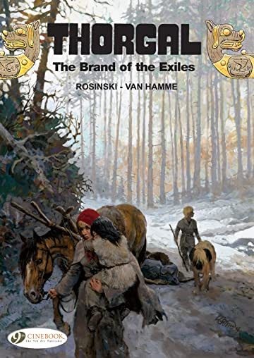 Thorgal Vol. 12: The brand of the exiles