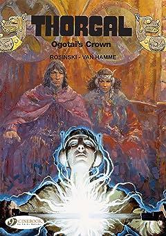 Thorgal Vol. 13: Ogotai's crown