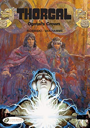 Thorgal Vol. 13: Ogotai's crown