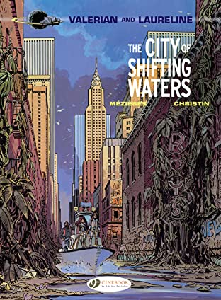 Valerian Tome 1: The City of Shifting Waters