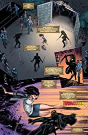 Legend of The Shadow Clan #4 (of 5)
