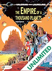 Valerian Vol. 2: The Empire of a Thousand Planets