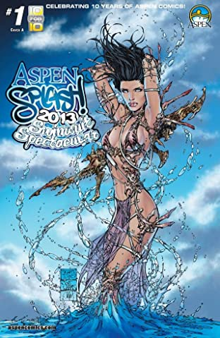 Aspen Splash 2013: Swimsuit Spectacular #1