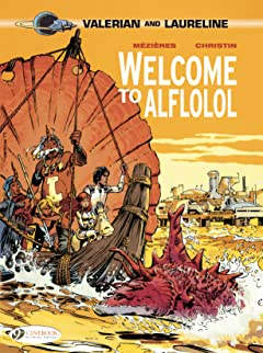 Valerian Tome 4: Welcome to Alflolol