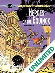 Valerian & Laureline Vol. 8: Heroes of the Equinox