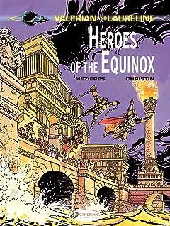 Valerian & Laureline Tome 8: Heroes of the Equinox