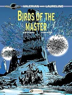 Valerian & Laureline Tome 5: Birds of the master