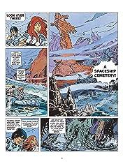 Valerian & Laureline Vol. 5: Birds of the master