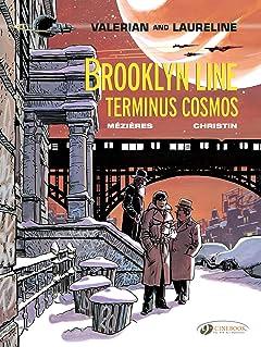 Valerian & Laureline Tome 10: Brooklyn Line, Terminus Cosmos