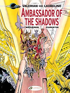Valerian & Laureline Tome 6: Ambassador of the Shadows