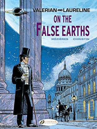Valerian & Laureline Vol. 7: On the false Earth