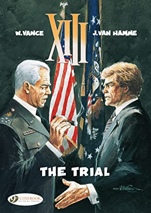 XIII Vol. 12: The Trial