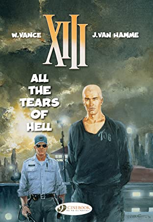 XIII Tome 3: All the Tears of Hell
