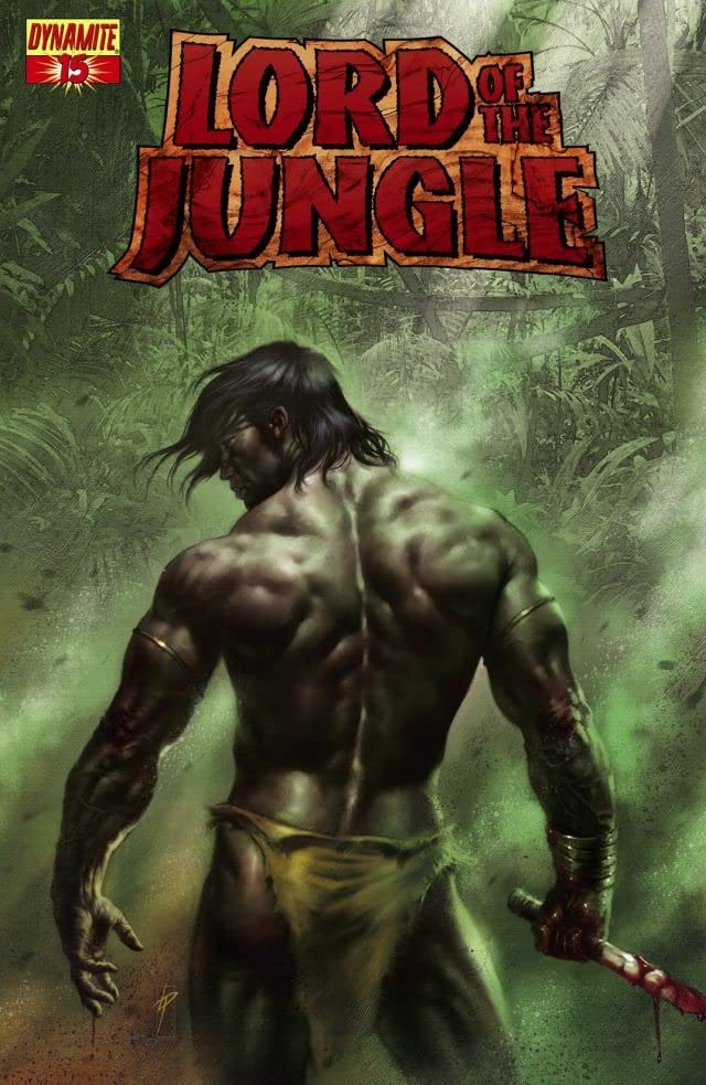 Lord of the Jungle #15