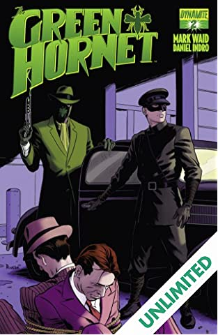 The Green Hornet #2: Digital Exclusive Edition