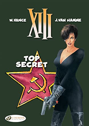 XIII Vol. 13: Top Secret