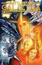 Classic Battlestar Galactica Vol. 2 #1: Digital Exclusive Edition