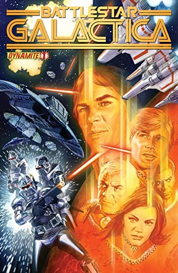 Classic Battlestar Galactica Vol. 2 #1: Digital Exclusive Edition