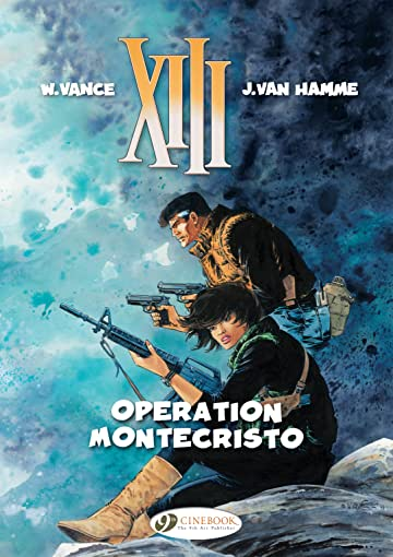 XIII Vol. 15: Operation Montecristo