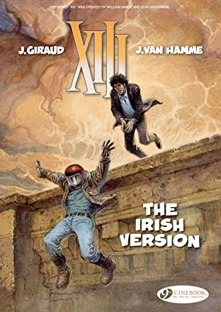 XIII Vol. 17: The irish version