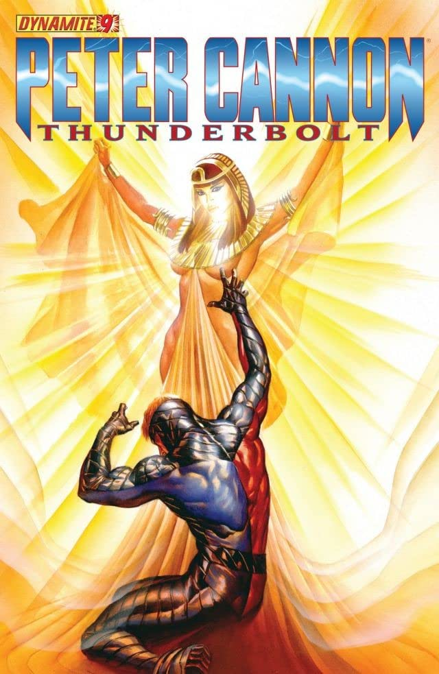 Peter Cannon: Thunderbolt #9