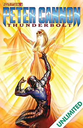 Peter Cannon: Thunderbolt (2012-2013) #9