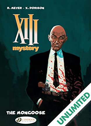 XIII Mystery Vol. 1: The Mongoose