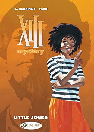 XIII Mystery Vol. 3: Little Jones