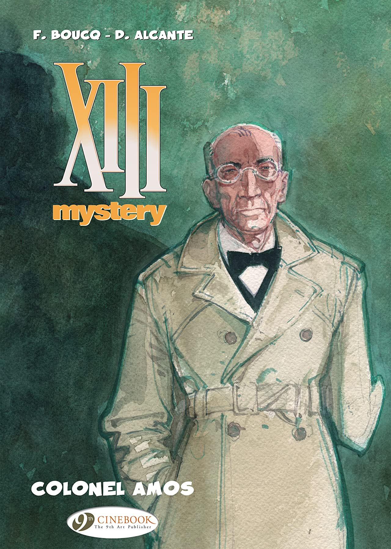XIII Mystery Vol. 4: Colonel Amos