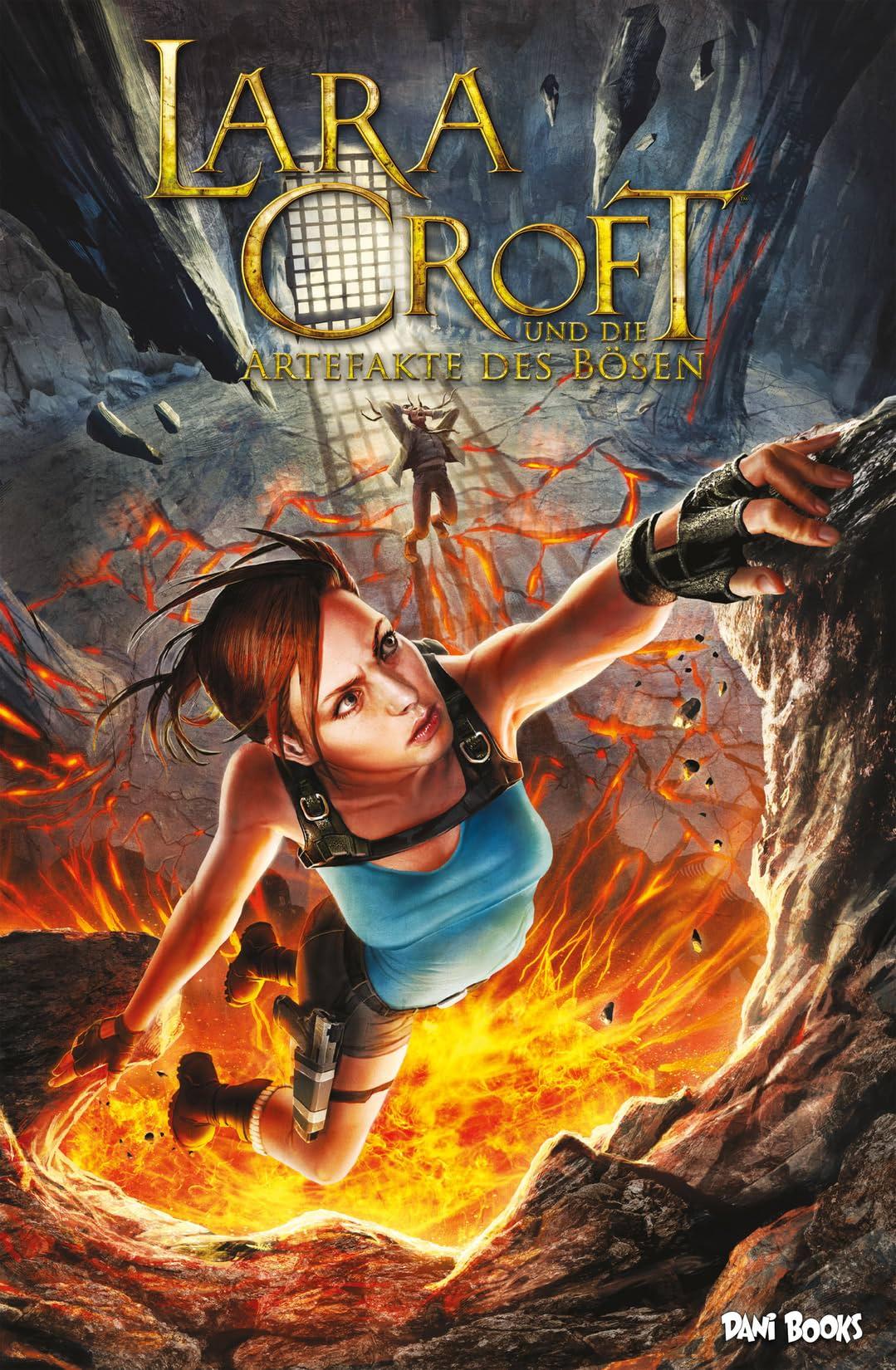 Lara Croft und die Artefakte des Bösen