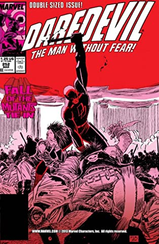 Daredevil (1964-1998) #252