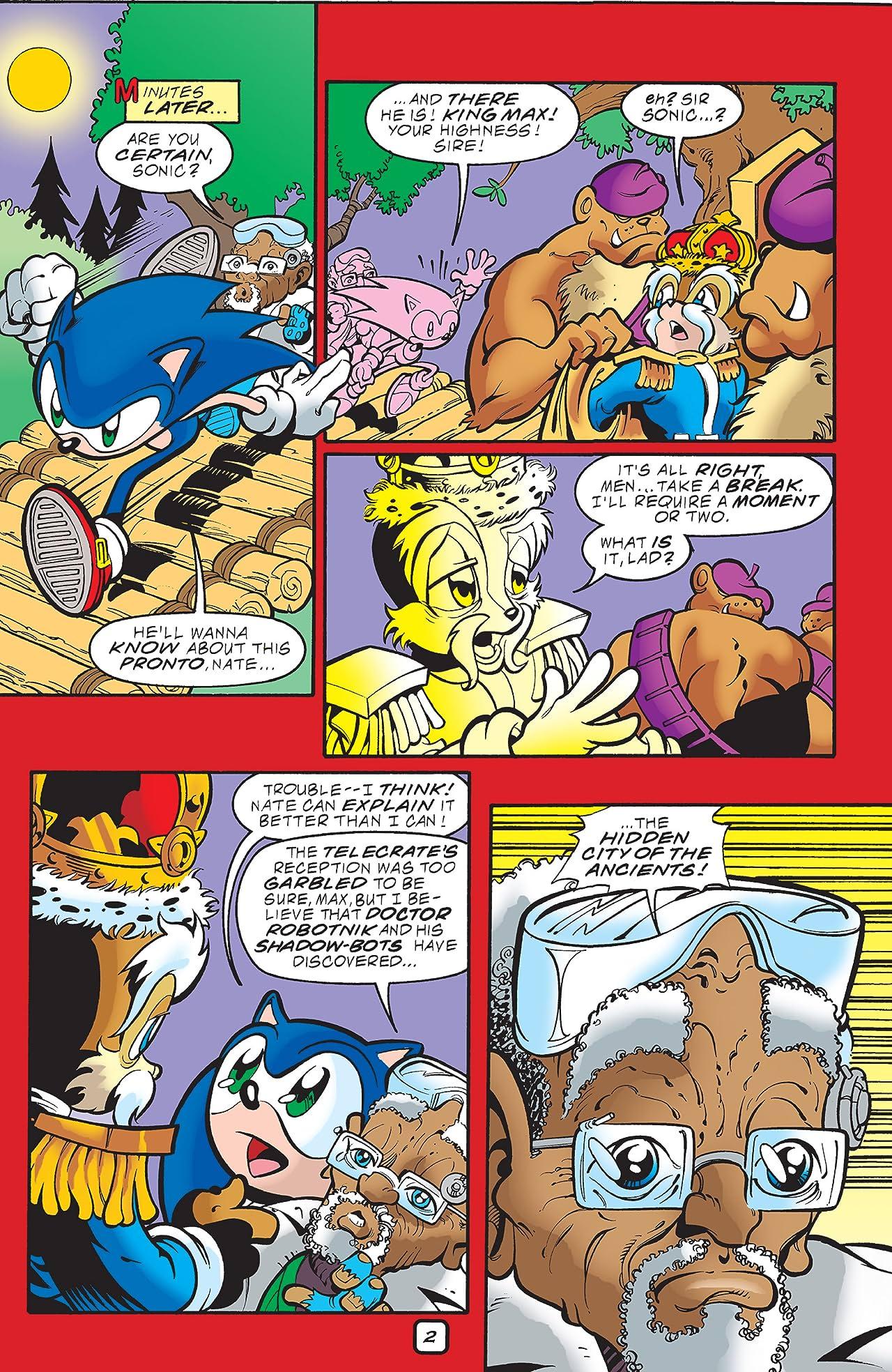 Sonic the Hedgehog #79