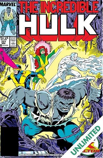 Incredible Hulk (1962-1999) #337