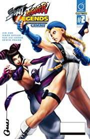 Street Fighter Legends: Cammy #2 (of 4)