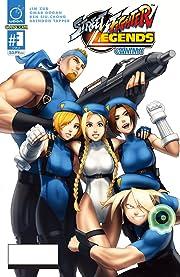 Street Fighter Legends: Cammy #3 (of 4)