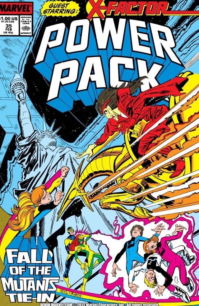 Power Pack #35