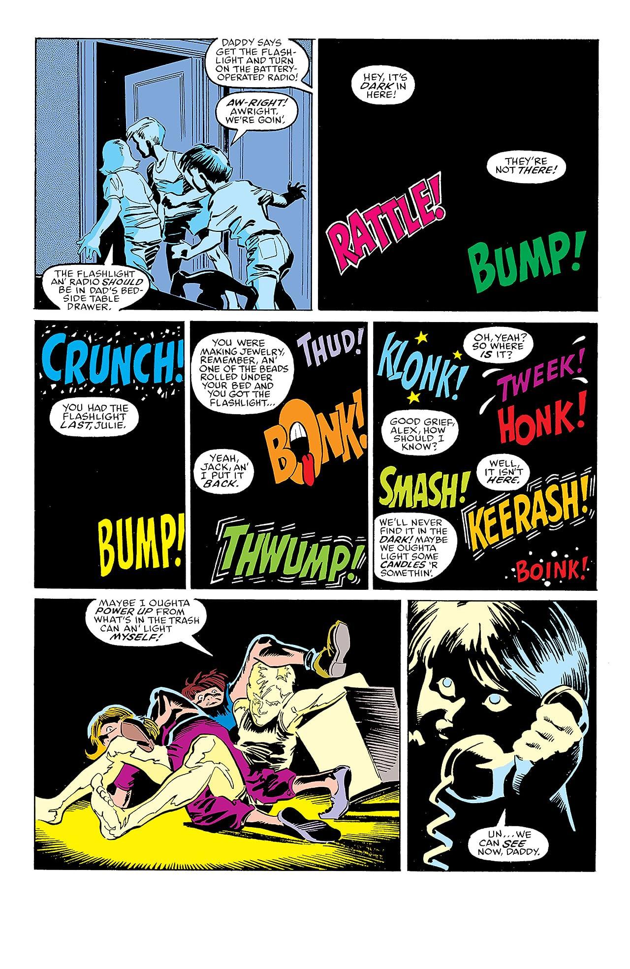 Power Pack (1984-1991) #35
