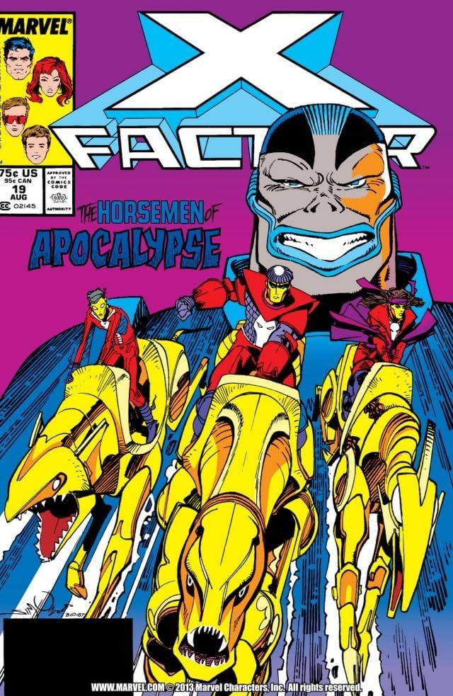 X-Factor (1986-1998) #19