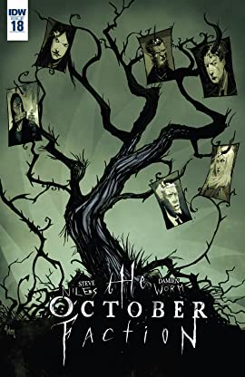 The October Faction #18