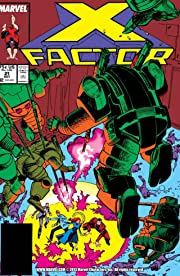 X-Factor (1986-1998) #21