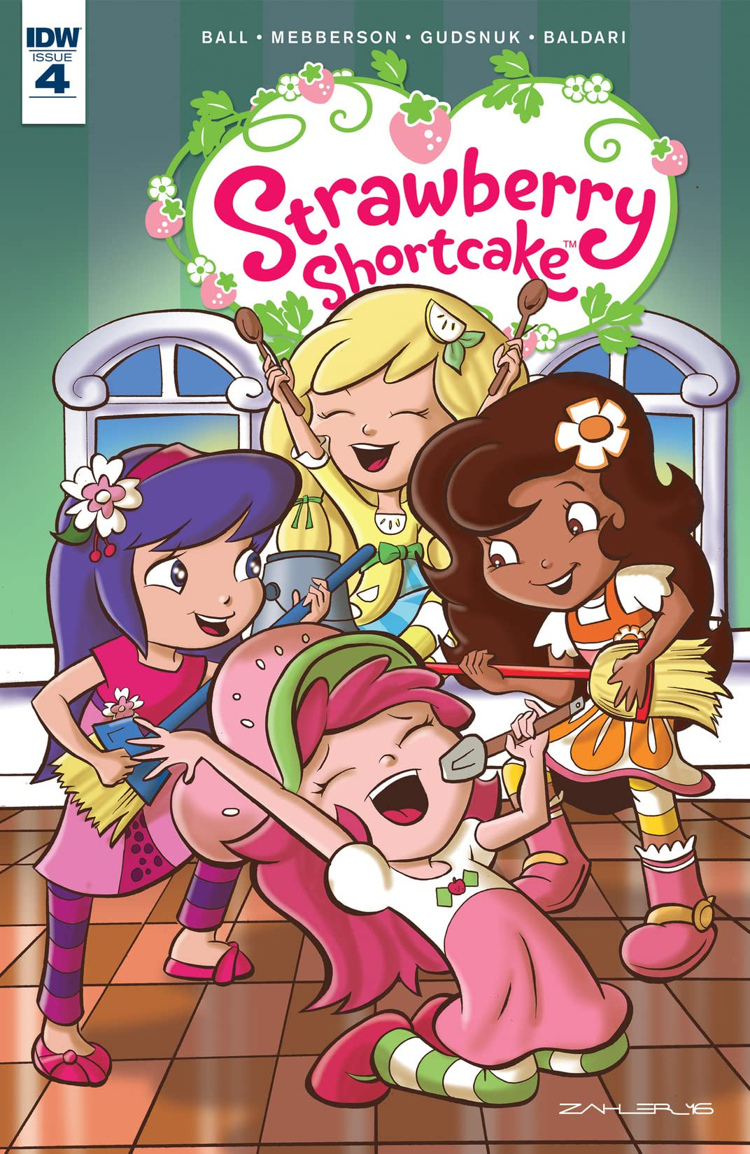 Strawberry Shortcake (2016-2017) #4