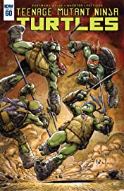 Teenage Mutant Ninja Turtles #60
